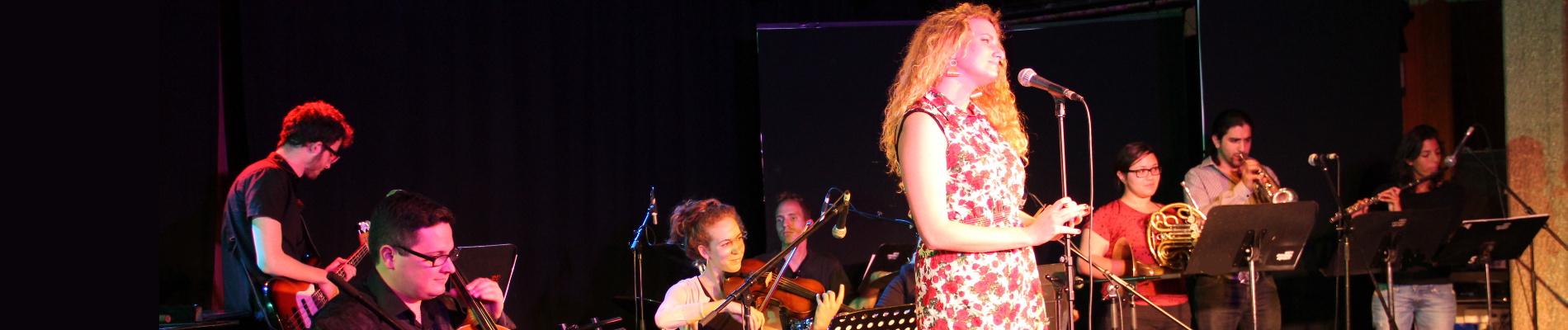 נועם טביב – רסיטל סיום תואר ראשון בזמרה רב-תחומית