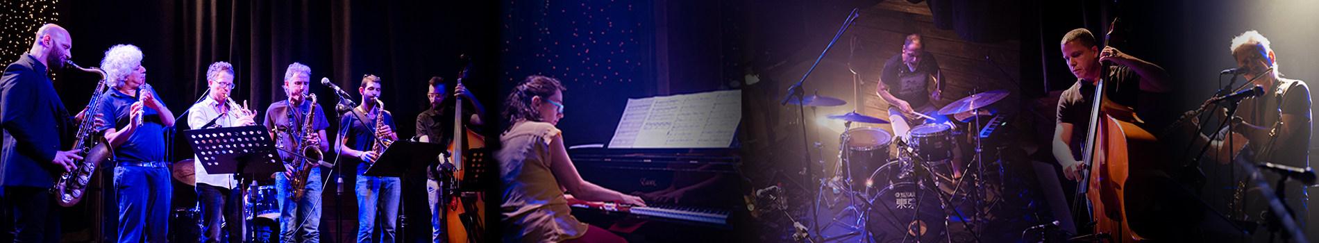 סדרת מופעים מבימת הג'אז של האקדמיה - המחלקה לביצוע ג'אז