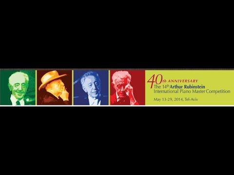 Gala Concert - Arthur Rubistein Competition 2014
