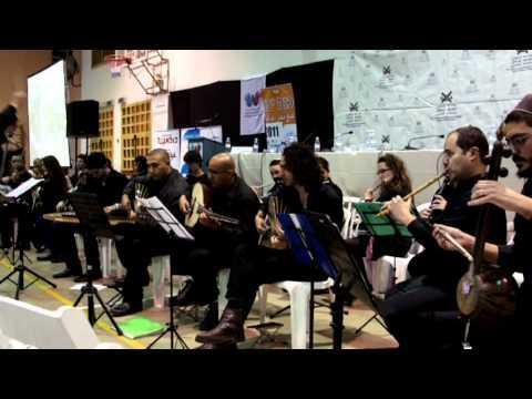THE  ARAB JEWISH YOUTH ORCHESTRA 2011-Zikrayati