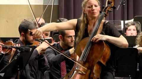Elgar  Cello Concerto, 4th Mov.