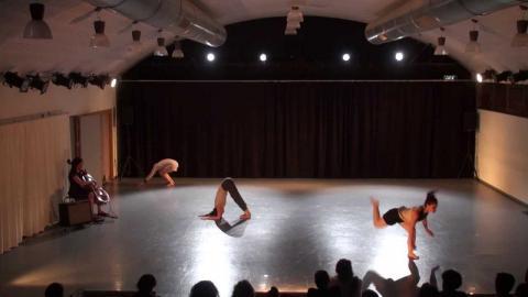"""מתוך גמר תחרות הכוריאוגרפיה ע""""ש גרטרוד קראוס 2013 - Gertrud Kraus Competition Highlights"""