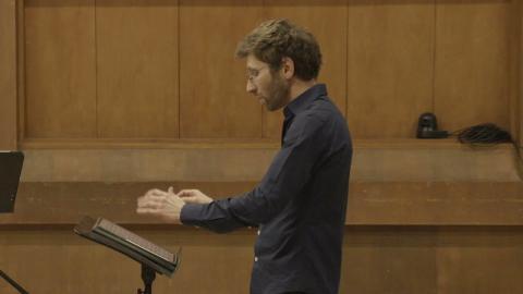 Anton Webern - Quartet op. 22. Tedarim