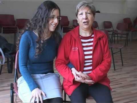 המקהלה הבין-דורית intergenerational choir