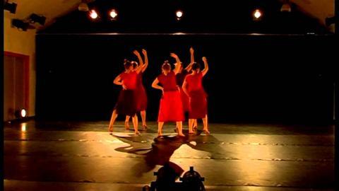 בסבוסות - תחרות גרטרוד קראוס 2011 Gertrud Kraus Choreography Competition