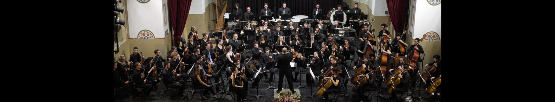 From East to West -  A joint concert of the Jerusalem Symphony Orchestra and JAMD Mendi Rodan Symphony Orchestra