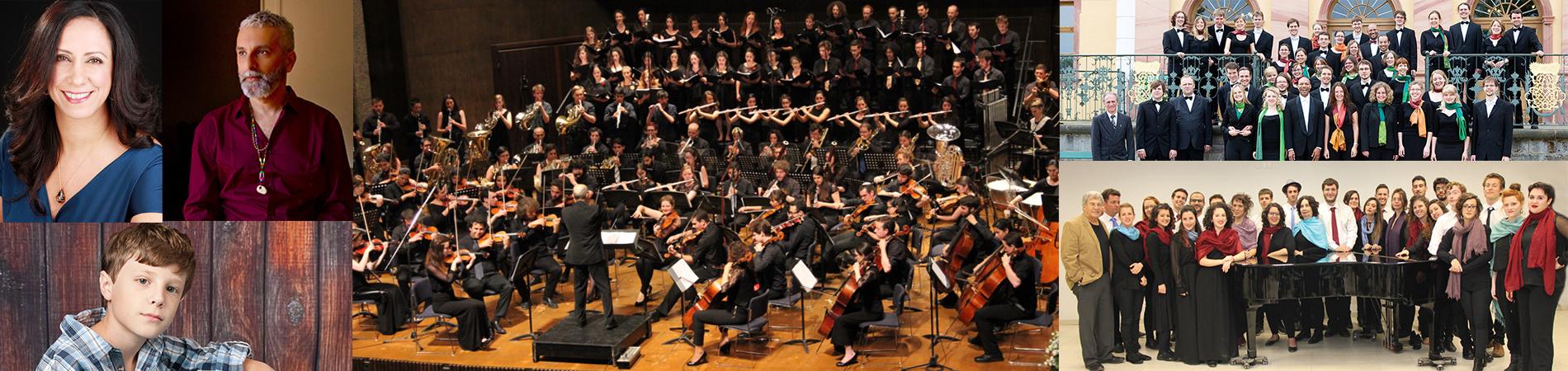"""קונצרט """"תהילים"""" בפסטיבל ישראל"""